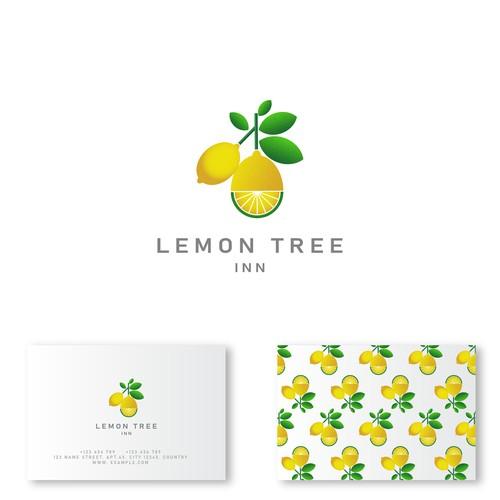 Lemon design logo