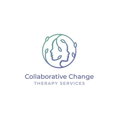 Modern Logo for private mental and behavioral health therapy practice