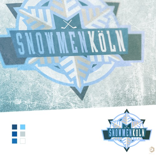 Create a logo for a hockey team