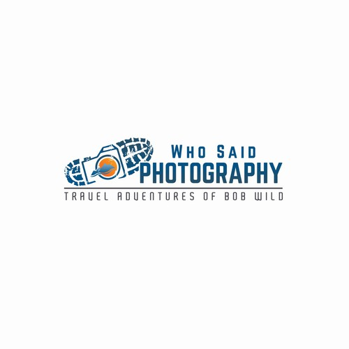 Logo for photography from travel adventures