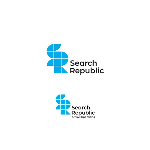 Logo Concept for Search Republic, a Digital Marketing Agency