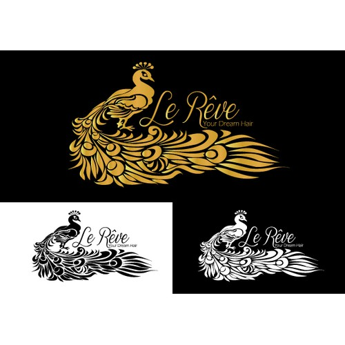 Create the next logo for Le Rêve