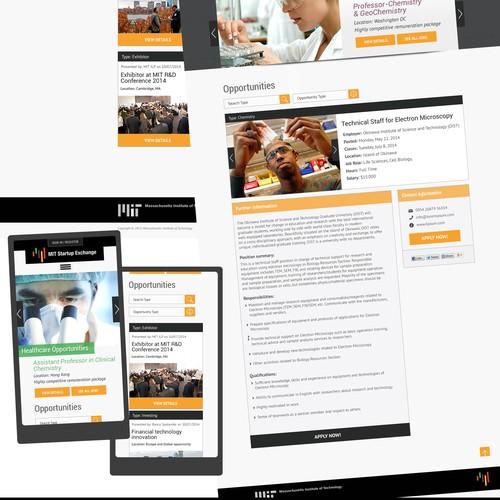 MIT STARTUPS WEBSITE
