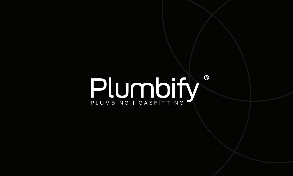 Business cards for plumbing company