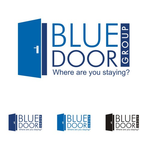 Blue Door Group Needs an Iconic Logo