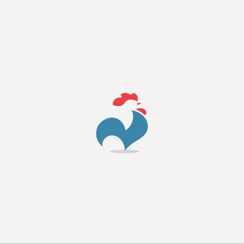 Minimal and Modern Mascot Logo Proposal