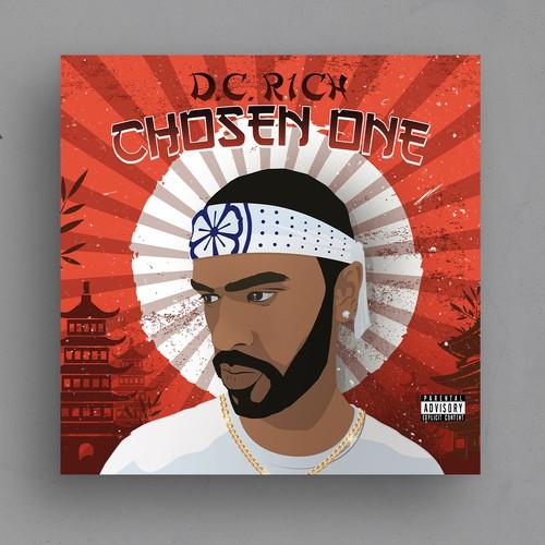 Album Cover for D.C. R1CH