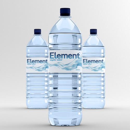 Label Re-design for Element: Aquifer Water