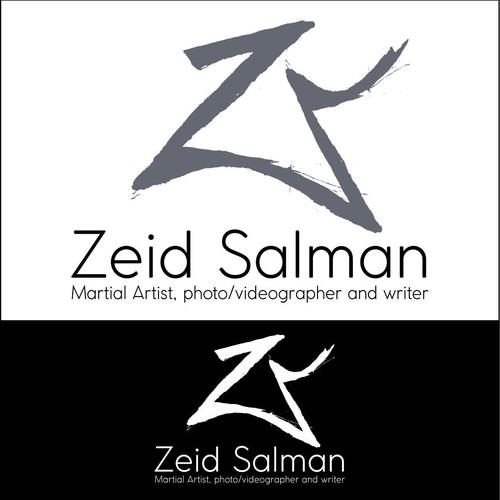 personal logo to Zaid Salaman