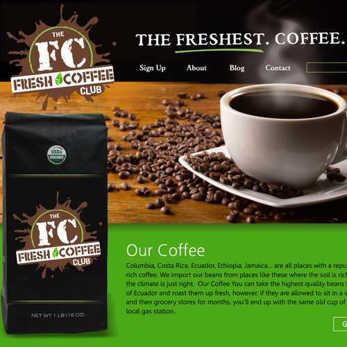 fc coffee