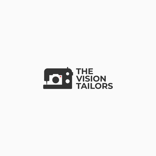 modern logo for photography and filmmaking company