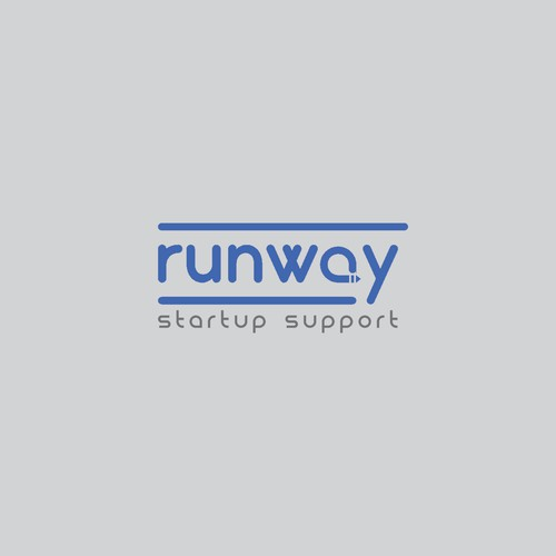 New Logo for RUNWAY startup incubator