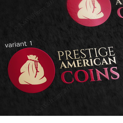 logo for US collectible coins