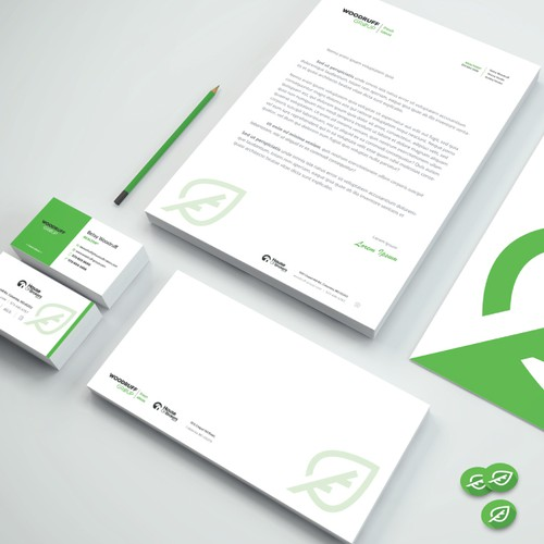 Fresh Brand Identity Design
