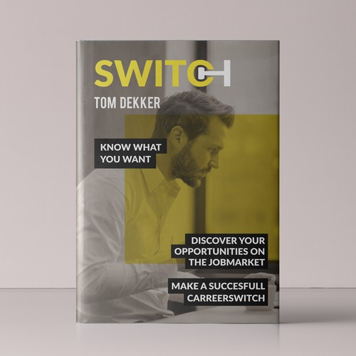 Switch Book Cover Design