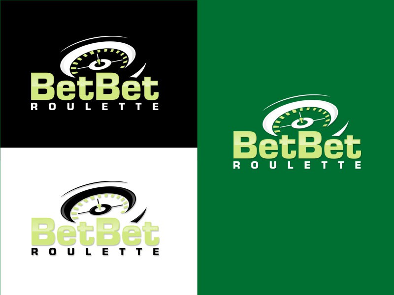Design a logo for the new game, Bet Bet Roulette
