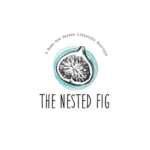 Logo for home and garden lifestile boutique