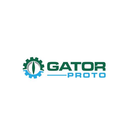 Logo design for Gator Proto