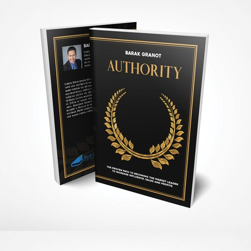 Authority, Book Cover Design