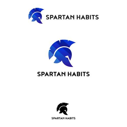 Spartan Habits logo