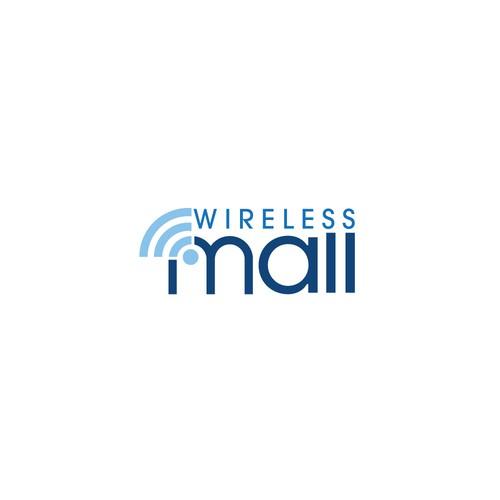 Smart logo for Wireless Mall