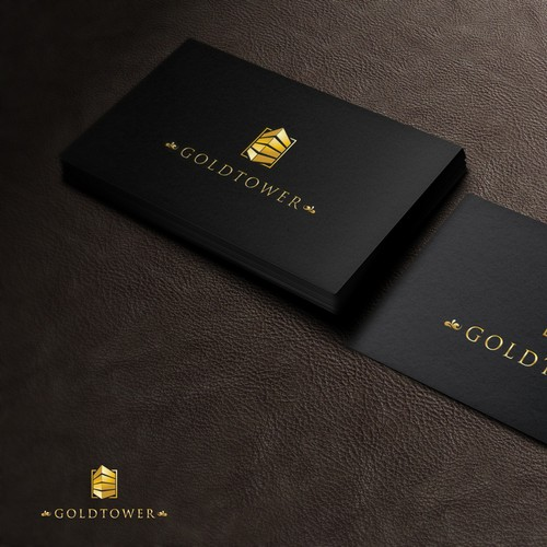 GOLDTOWER seeks the best logo design ever created to bring a WOW factor into the business