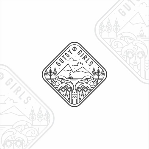 Unique design for an adventure club