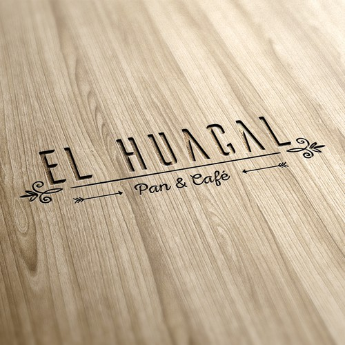 El Huacal Winning logo