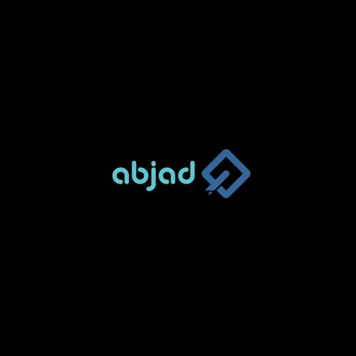 logotipo abjad