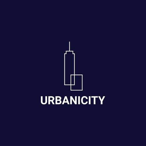 UrbaniCity Logo Design