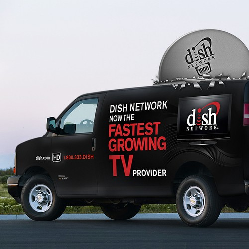 V&S 002 ~ REDESIGN THE DISH NETWORK INSTALLATION FLEET