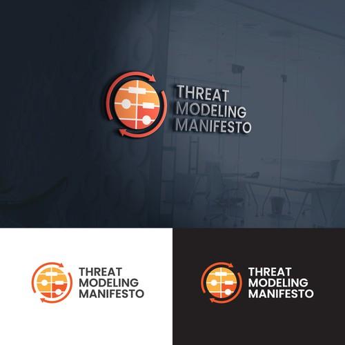 Threat Modeling Manifesto logo