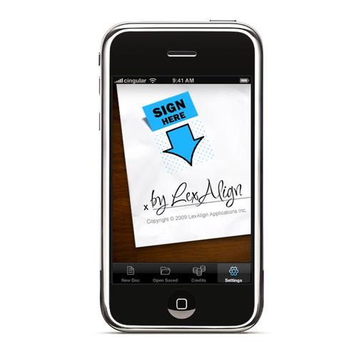 iPhone Application Design