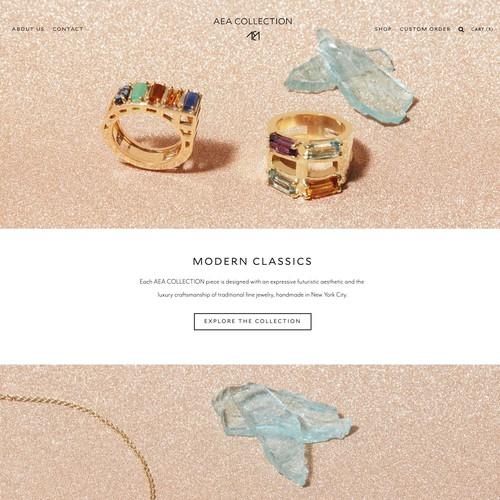 Adrienne Alaimo Jewelry