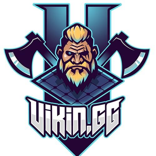 Vikin.GG Game Logo