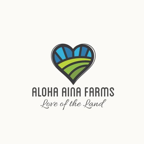 Logo for Sustainable Organic Farm on Salt Spring Island BC