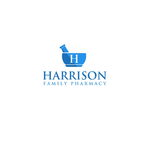 logo design for a family local pharmacy