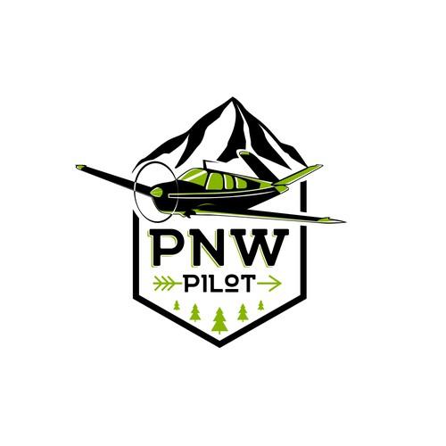 Logo for a pilot