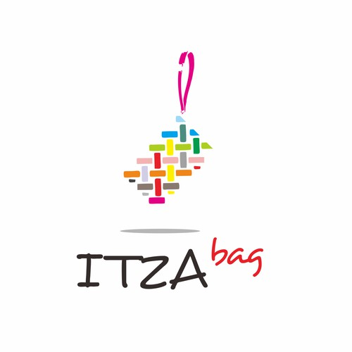 Create the next logo for Itzabag