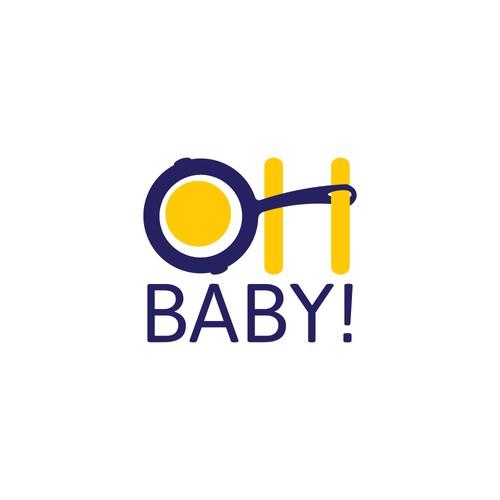 Logo for a Dutch Baby restaurant