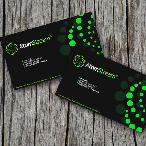 AtomStream - New Telecoms Company Needs a Logo!