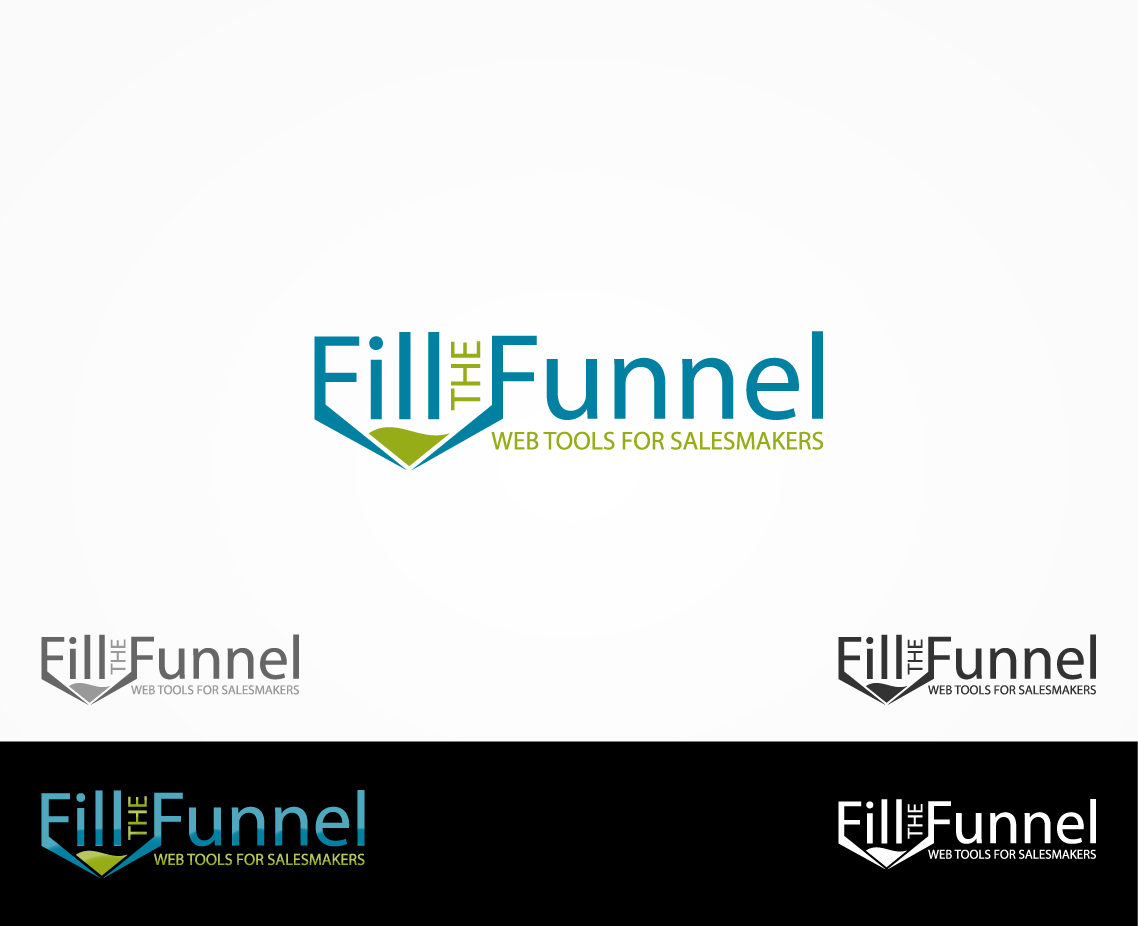 Fill the Funnel needs a new logo