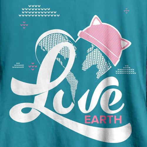 Eearthday T-shirt