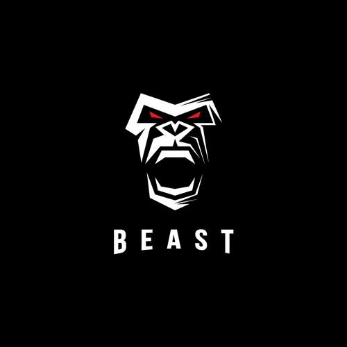 beast gorilla (sold logo)