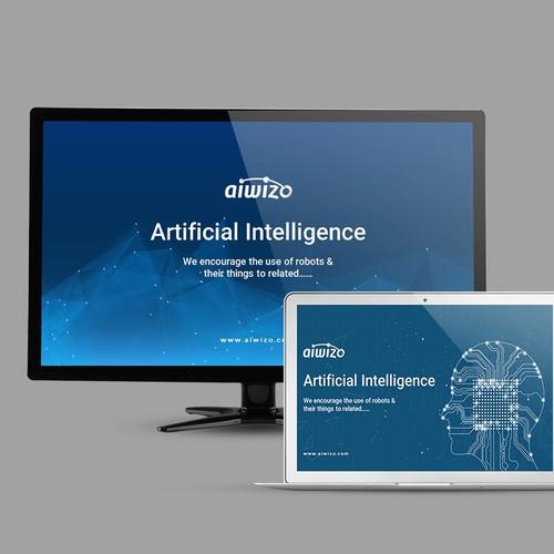 Aiwizo Presentation Design