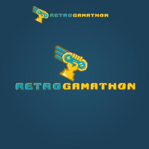 Retro game tournament for RETROGAMATHON