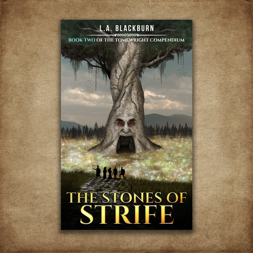 The Tomewright Compendium - Book Two - The Stones of Strife