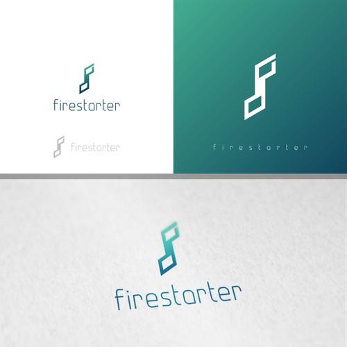 logo concept for firestarter