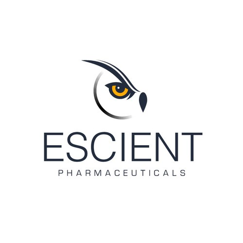 Logo for a biotech startup focused on serious disease treatments.