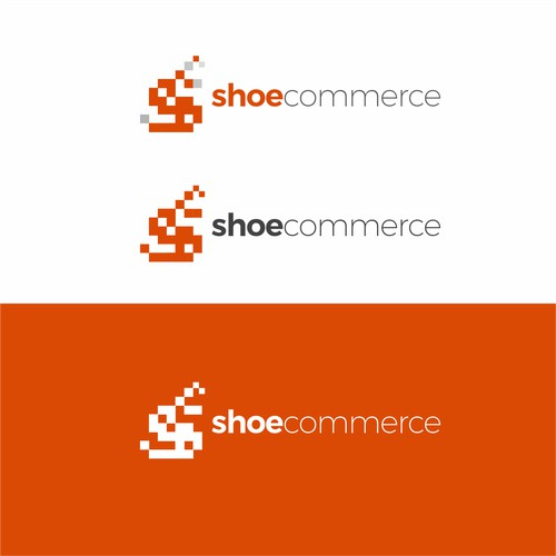 Logo for shoe commerce